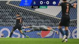 Marchesín tuvo imponente actuación y clasifica a Porto a Octavos de Champions
