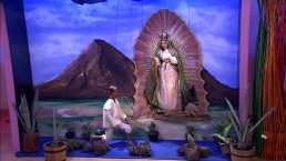 La historia de la aparición de la Virgen de Guadalupe contada con marionetas