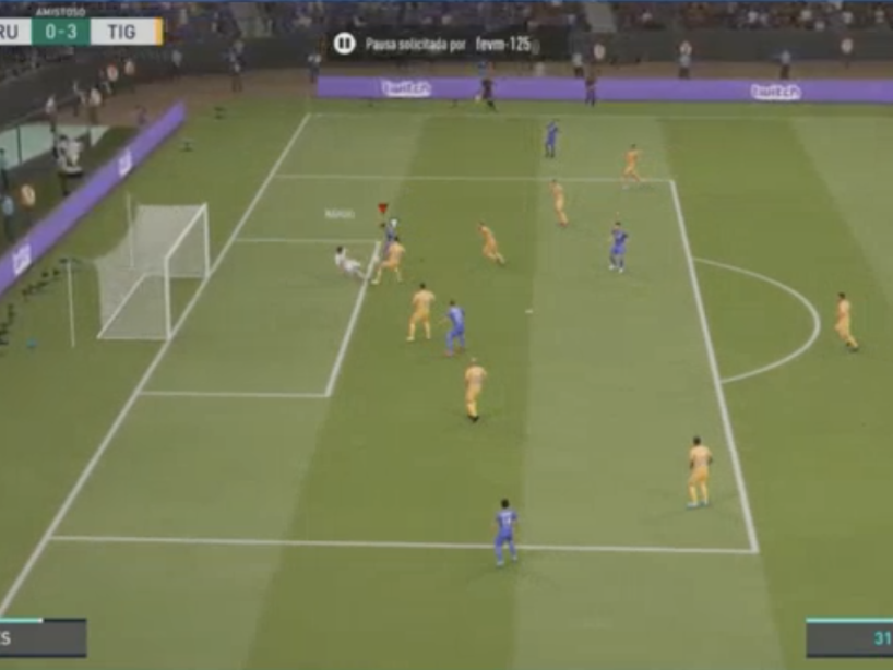 eLiga MX, Cruz Azul vs Tigres, 18.png
