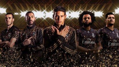 EA Sports, en colaboración con Adidas y el Real Madrid, lanzan una nueva camiseta edición limitada que aparece en FIFA 20.
