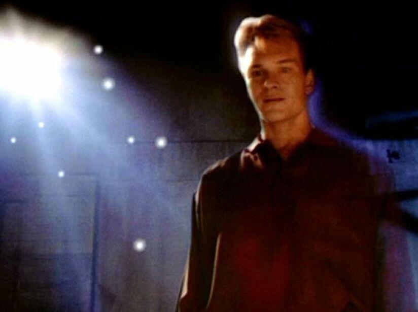 4. Patrick Swayze: Todas querían que les metiera un susto en Ghost: La Sombra del Amor (1990).