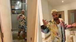 A Maluma lo critican por no lavarse las manos después de ir al baño