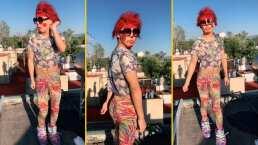 Gomita cree que jamás lucirá un cuerpo como el que Lapizito presume en divertido video de TikTok