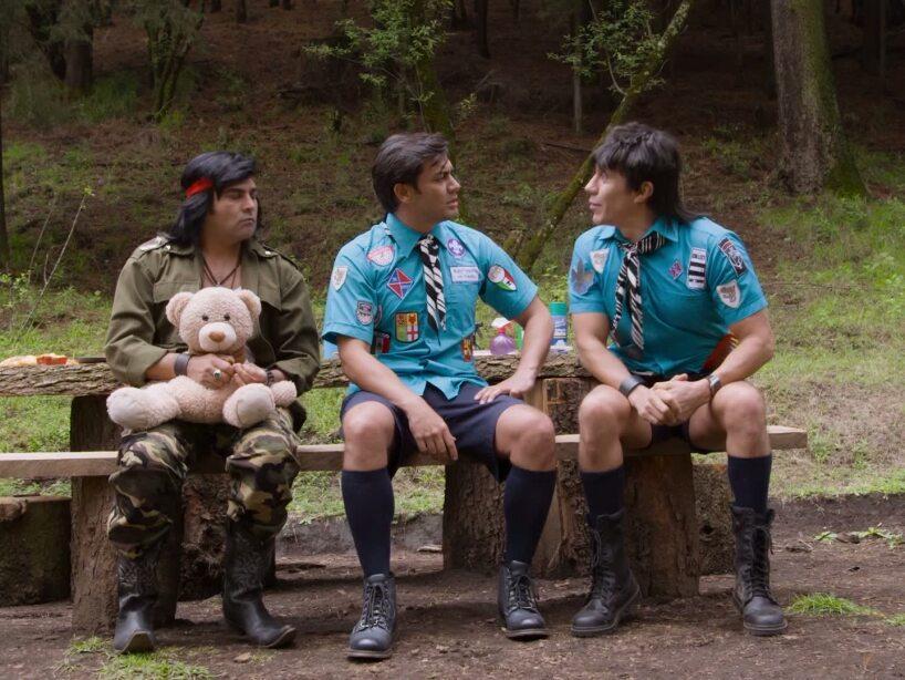 Nosotros Los Guapos Capitulo 8 El Campamento Nosotros Los Guapos Las Estrellas Tv ¿crees que compartirán su fortuna y pagarán sus deudas, o antes de cobrar el premio. nosotros los guapos capitulo 8 el