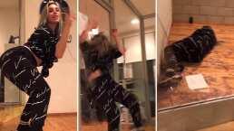 Video: Lele Pons sufre peligroso accidente al intentar hacer un Tik Tok