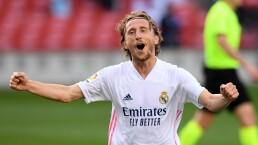 BAR 1-3 RMA: Modric aprovecha error de Neto para golazo