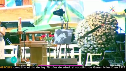 Así fue el homenaje a Juan Gabriel en Juárez