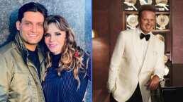 Lucía Méndez aclara que Luis Miguel no es el padre de su hijo