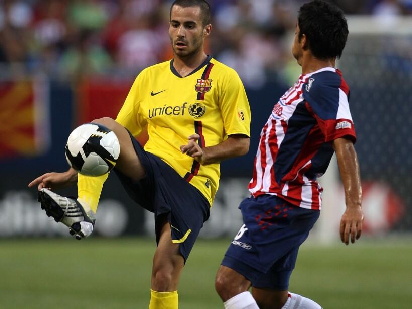 FC Barcelona v CD Guadalajara