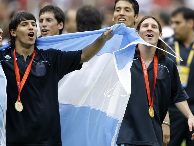 Beijing Olympics Soccer Mens Final