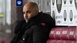 ¿Felicitación o reto? Guardiola quiere desempatar sextetes con Bayern