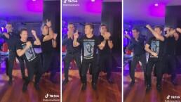 El TikTok de Alexis Ayala, Héctor Sandarti y Mark Tacher: 'Cada quien con su estilo'