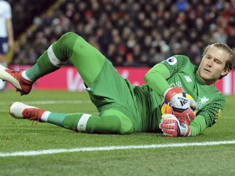 Liverpool Karius Concussion Soccer