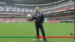Javier Aguirre recordó el gol del título del América sobre Chivas
