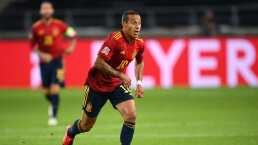 Thiago Alcántara desmiente fichaje por Liverpool