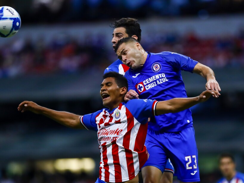 Cruz Azul v Chivas - Torneo Apertura 2019 Liga MX