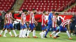 ¡Alerta en Chivas! Registra un jugador con COVID-19