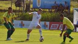 Federico Viñas anotó en encuentro amistoso de Uruguay Sub-23