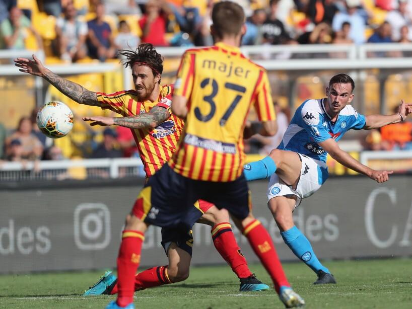 US Lecce v SSC Napoli - Serie A