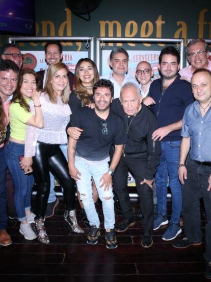 Elenco y equipo de producción de 'La Parodia' le dijeron adiós a la segunda temporada del programa