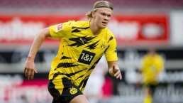 ¡Corre como el viento! Haaland bate marca de velocidad de la Bundesliga
