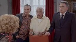 ¿Podrán Eugenio, Tulio y Audifaz perdonar a Imelda?