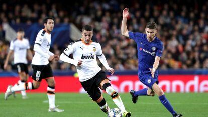 Con goles de Carlos Soler y Daniel Wass por parte del Valencia y goles de Mateo Kovacic y Christian Pulisic por parte del Chelsea, Valencia y Chelsea se conforman con un punto.