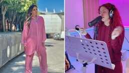Galilea Montijo revela si cantará junto a Shakira con todo y leotardo