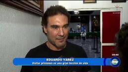 Eduardo Yáñez revela quién es la persona más valiosa en su vida