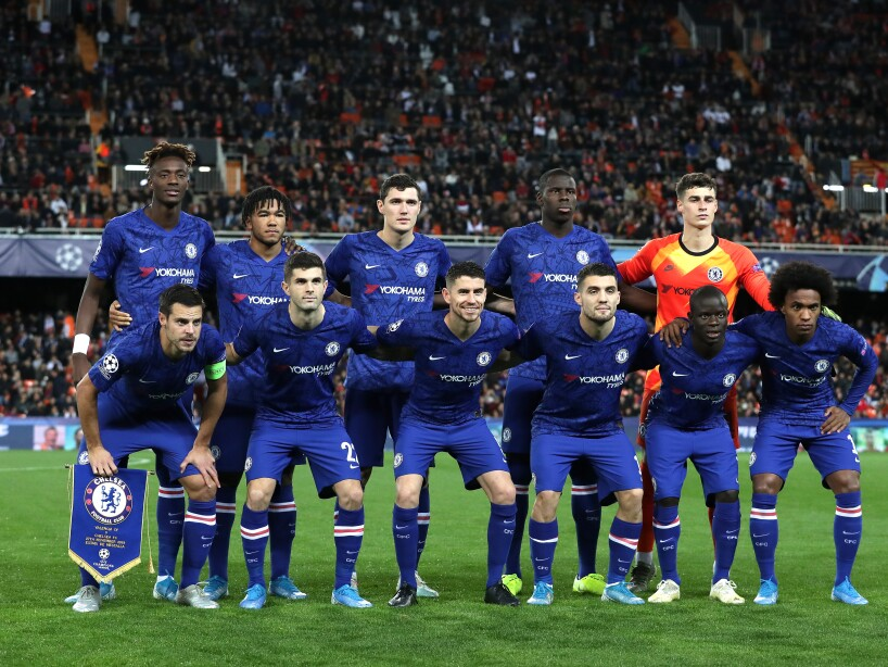 Valencia CF v Chelsea FC: Group H - UEFA Champions League