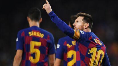 El Barcelona, sin ser campeón de la edición pasada de la Champions League, se llevó la mayor cantidad de dinero.