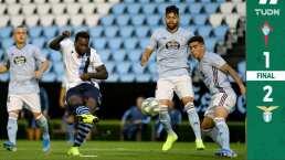 Con Néstor Araujo, Celta de Vigo cae ante la Lazio