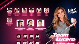 El Team Lucero se refuerza con estos nuevos integrantes