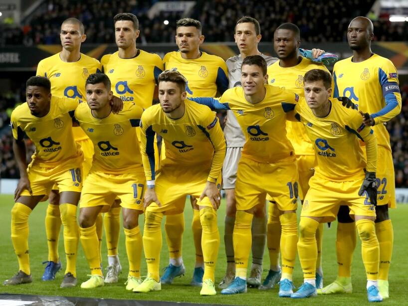 Porto cayó por dos goles a cero ante Rangers en duelo de la UEFA Europa League.