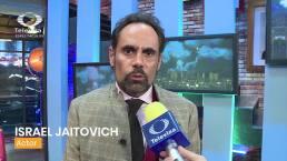 Israel Jaitovich en '+ Noche'