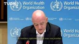 ¿Qué pasará si para Catar 2022 todavía hay pandemia? FIFA ya contestó