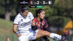 Histórico pase a semifinales para Querétaro Femenil