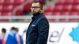 Antonio Mohamed abandona conferencia molesto