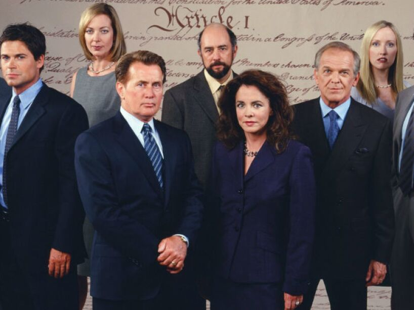 11. The West Wing (1999, 2006) de NBC.