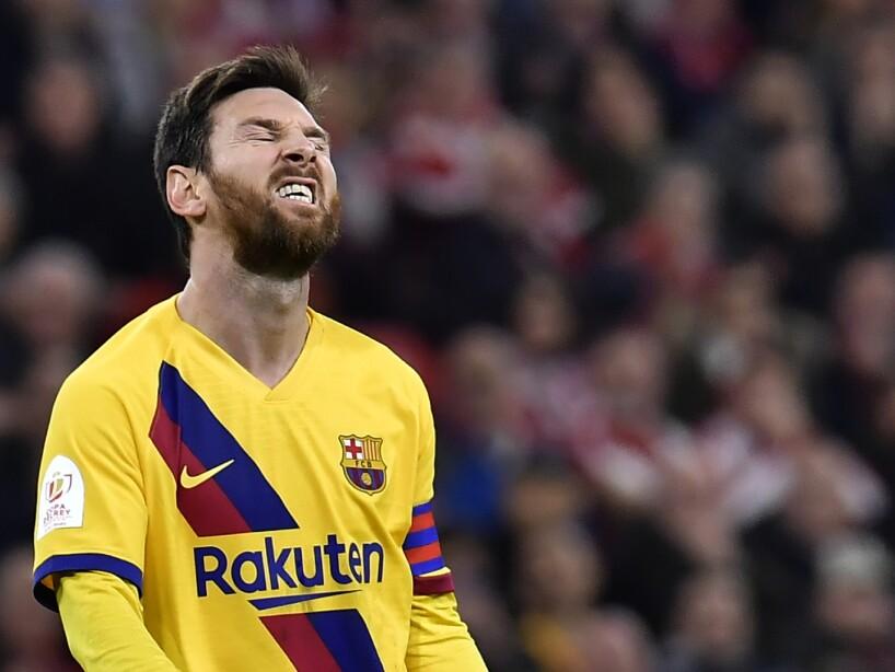 APTOPIX Spain Soccer Copa del Rey