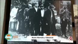Descubre lo que ofrece la historia del Museo de Memoria y Tolerancia
