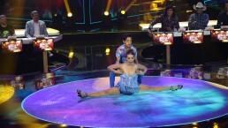 ¡De la actuación al reto de baile en Pequeños Gigantes!