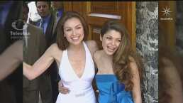Thalía e Itatí Cantoral y otras actrices que se odian en las telenovelas, pero en la vida real son las mejores amigas