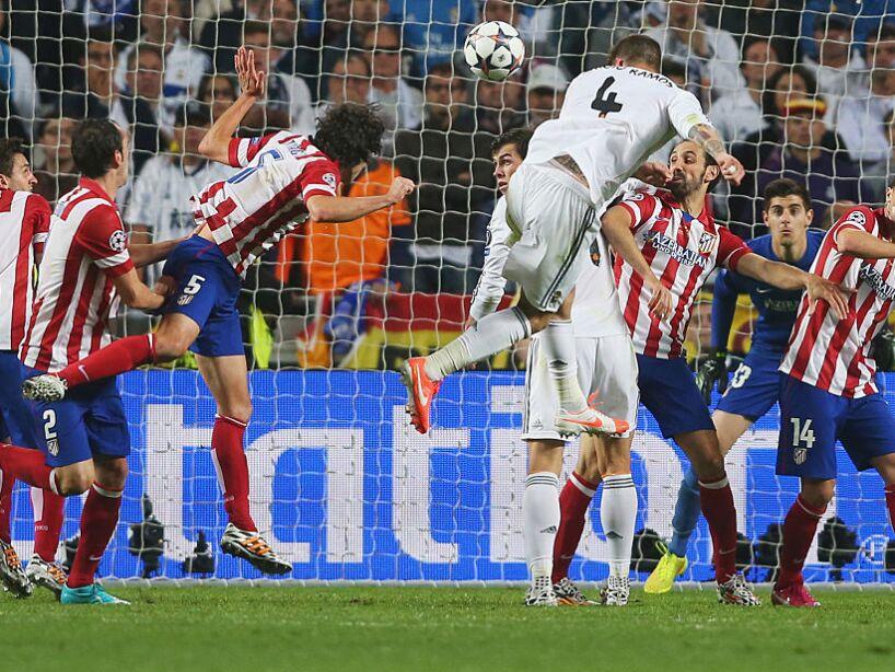 Real Madrid v Atletico de Madrid - UEFA Champions League Final - UEFA