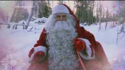 La lujosa vida de Santa Claus