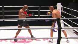 Pelea de titanes: Mike Tyson y Roy Jones dan cátedra