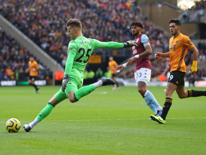 Wolverhampton se impone al Aston Villa 2-1 y Raúl Jimenez anota su gol 30 con los Wolves