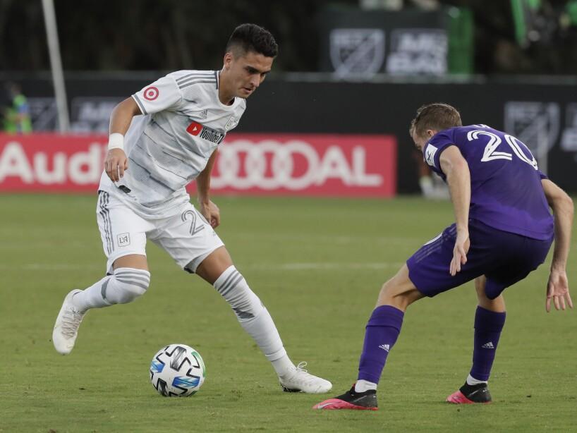 MLS Orlando City LAFC Soccer
