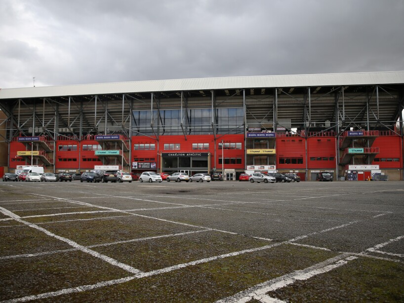General Views of Sport Venues after events postponed due to Covid-19