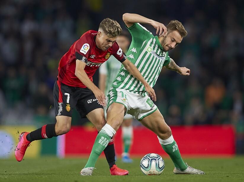 Real Betis Balompie v RCD Mallorca - La Liga